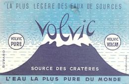 Ancien Buvard Collection EAU DE VOLVIC - Carte Assorbenti