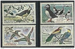"""FR YT 1273 à 1276 """" Série Sur Les Oiseaux """" 1960 Neuf** - France"""