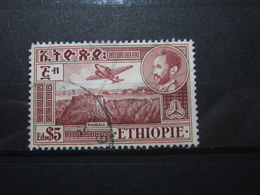 VEND BEAU TIMBRE DE POSTE AERIENNE D ' ETHIOPIE N° 29 !!! - Ethiopia