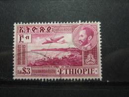 VEND BEAU TIMBRE DE POSTE AERIENNE D ' ETHIOPIE N° 28 !!! - Ethiopia