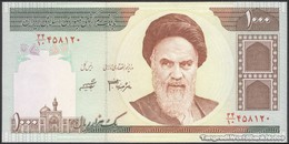 TWN - IRAN 143e - 1000 1.000 Rials 2003-2007 Series 34/10 - Signatures: Sheibani & Jafaari UNC - Iran