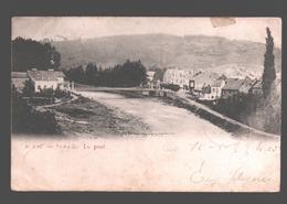 Aywaille - Le Pont - 1903 - 'Inconnu à L'appel' - Aywaille