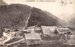 20-2410 : LA FERREIRE. LE BREDA  A FOND DE FRANCE. - Non Classés