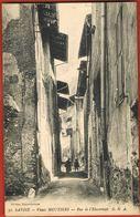 73 - Vieux MOUTIERS- Rue De L'Electricité-- Cpa  - Scans Recto Verso-Paypal Sans Frais - Moutiers