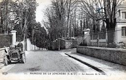 Hameau De La Jonchère En 1915 - Otros Municipios