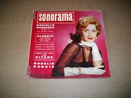 Sonorama N°21 - Danielle Darrieux  6 Disques Souples - Vinyl Records