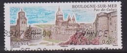 Série Touristique - FRANCE - Boulogne Sur Mer - Chateau-musée, Beffroi, Basilique - N° 4862 - 2014 - Oblitérés
