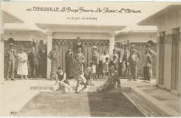 Deauville; La Plage Fleurie. Les Bains. L'Atrium - Non Voyagé. (E.L.D.) - Deauville