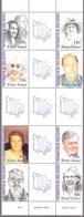 Norfolk Island 2003 Writers Festival Sc 795 Mint Never Hinged Gutter - Norfolk Island