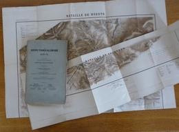 La GUERRE FRANCO-ALLEMANDE De 1870-71 (Avec Croquis Et CARTES-PLANS DEPLIANTS) - History