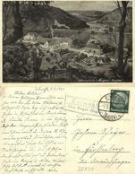 TALMÜHLE I. Hegau-Baden, Engen, Panorama (1941) C. H. Münch AK - Other