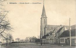 Selzaete - Groote Markt - Grand'Place. - Zelzate