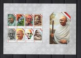 Indonesia Personalized 2018, PRISMA Mahatma Gandhi. MNH - India