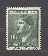 Bohemia & Moravia Böhmen Und Mähren 1942 Gest ⊙ Mi 107 Sc 80 Hitler - Gebraucht