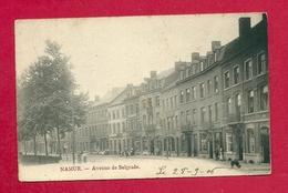 C.P. Namur  = Avenue  De  BELGRADE - Namur