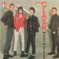 The CLASH - The Guns Of Brixton - CD - Punk