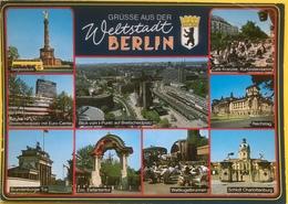 (3253) Grüsse Aus Der Weltstadt Berlin - Souvenir De...
