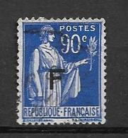 FRANCE Franchise Militaire 1939  N° 10  OBLITERE - Franchise Stamps