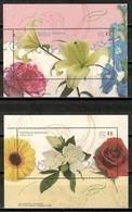 Argentina 2008 / Flowers UPAEP MNH Flores Blumen Fleurs / Cu16315  31-44 - Vegetales