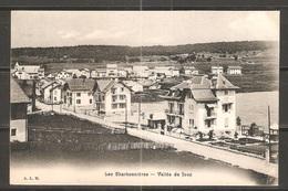Carte P ( Les Charbonnières / Vallée De Joux ) - VD Vaud