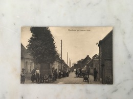 Moerbeke : De Damstraat (Oost) - Mörbeke-Waas