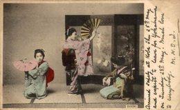 JAPON // JAPAN. DANCING - Japón