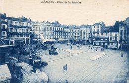 Beziers...  Place De La Victoire - Beziers