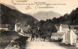 Lesponne   Route De Chiroulet... - Altri Comuni