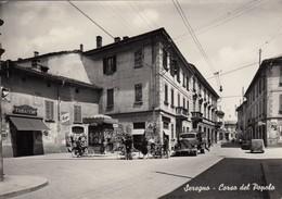 Lombardia - Monza Brianza  - Seregno - Corso Del Popolo - F. Grande - Anni 50 - Molto Bella Animata - Autres Villes