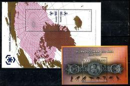 Islandia HB 42 Y 47 Nuevo. Cat.12,50€ - Hojas Y Bloques