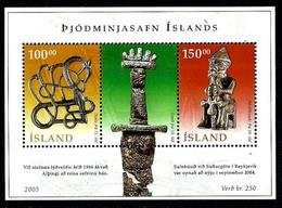 Islandia HB 38 Nuevo. Cat.10€ - Hojas Y Bloques