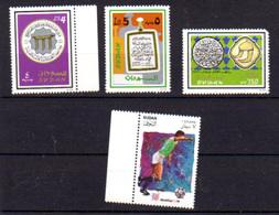 Soudan 1993-94, Sultanat Soudanais, Football, 426 / 428 + 441**, Cote 6,80 € - Soudan (1954-...)