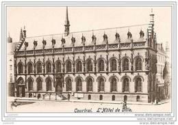 COURTRAI..-- L' Hôtel De Ville . - Kortrijk