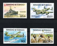 Trinidad Y Tobago Nº 667/70 Nuevo - Trinidad & Tobago (1962-...)