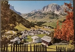 Ak Italien - Corvara - Dolomiten - Übersicht - Bolzano