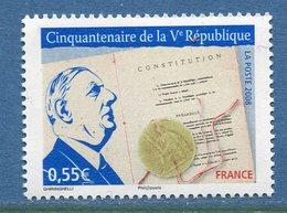 France - YT N° 4282 - Neuf Sans Charnière - 2008 - Francia