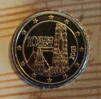 ===== 10 Cent Autriche 2003 état BU ===== - Autriche