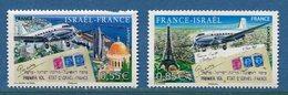 France - YT N° 4299 Et 4300 - Neuf Sans Charnière - 2008 - Francia