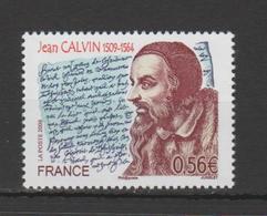 FRANCE / 2009 / Y&T N° 4356 ** : Jean Calvin X 1 - Francia
