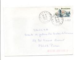 OBLITERATION MANUELLE DE SEBOURG NORD 1983 - 1961-....
