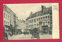 C.P. Namur  = Place De L' ANGE  Vers 1908 - Namur