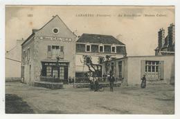 29 - Carantec - Au Beau-Séjour (Maison Calvez) - Carantec