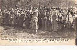 Forêt De Villers Cotterêts CP N°14 - Villers Cotterets