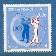 France - YT N° 3935 - Neuf Sans Charnière - 2006 - Francia