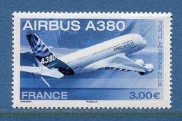 France - YT PA N° 69 - Poste Aérienne - Neuf Sans Charnière - 2006 - 1960-.... Ungebraucht