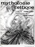 Mythologie Celtique -Le Panthéon Gaulois -numéro Spécial De L'Héspéride - Bücher, Zeitschriften, Comics