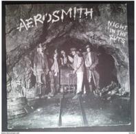 Aerosmith -Night In The Ruts - Rock