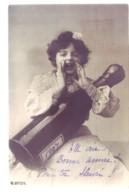 51 - REIMS - A VOTRE SANTÉ - JEUNE FILLE -  1904 - - Reims