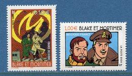 France - YT N° 3669 Et 3670 - Neuf Sans Charnière - 2004 - Francia