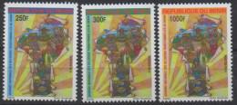 Bénin 2012/2013 Religions Traditionnelles Religionen MNH** - Bénin – Dahomey (1960-...)